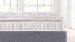 Betten Hoenscheidt Duesseldorf Matratze mit passendem Topper